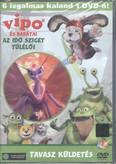Vipo és barátai, az idő sziget túlélői 1. DVD /Tavasz küldetés