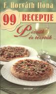 Pizzák és tészták /F. Horváth Ilona 99 receptje 33.