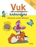 Vuk kalandjai - Matricás színezőkönyv (3. kiadás)