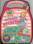 Az én hátizsák-kifestőm - 100 matricával (rózsaszín)
