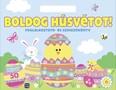 Boldog húsvétot! - Foglalkoztató és színező §H