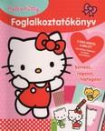 Hello Kitty: Foglalkoztatókönyv - Színezz, ragasszm hajtogass!