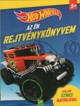 Hot Wheels: Az én rejtvénykönyvem - Sok-sok színes matricával