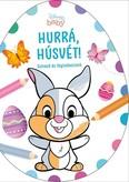 Hurrá, Húsvét! - Disney Baby (tojás alakú színező) §H