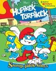 Hupikék Törpikék: Szerep-játék-könyv - 5 törpénet, 10 törpfigura, 1 játékszőnyeg