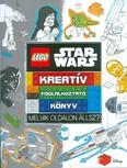 Lego Star Wars: Melyik oldalon állsz? - Kreatív foglakoztatókönyv