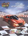 Rajzolj versenyautókat! - Foglalkoztatókönyv kreatív gyerekeknek /Turbó Tomi