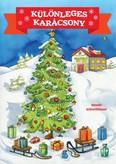 Különleges karácsony - Mesés kifestőfüzet §K