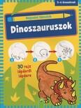Rajzolni tanulok: Dinoszauruszok - 30 rajz lépésről lépésre