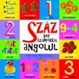 Száz kép számokkal angolul sok-sok matricával