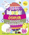 Színes húsvéti ötletek - Foglalkoztatókönyv matricákkal és kivehető lapokkal §H