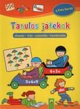 Tanulós játékok - Olvasás, írás, számolás, kombinálás 5 éves kortól