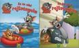 Tom and Jerry: Az én mini rejtvényeim (2 minifüzet 1 csomagban)