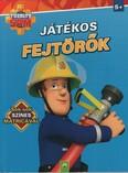 Tűzoltó Sam: Játékos fejtörők - Sok-sok színes matricával