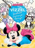 Vízzel festhető színezőkönyv: Minnie