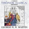 A hivatalos trónok harca-színezőkönyv