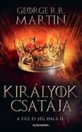 Királyok csatája - A tűz és jég dala II. (új kiadás)