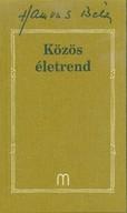 Közös életrend /Hamvas Béla 32.