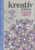Kreatív terápia /Meditációs színező könyv