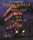 Harry Potter és az azkabani fogoly - Illusztrált 2. kiadás