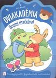 Oviakadémia brumi mackóval 5 éves kortól /Készségfejlesztő foglalkoztató matricákkal