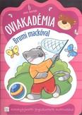 Oviakadémia brumi mackóval 6 éves kortól /Készségfejlesztő foglalkoztató matricákkal