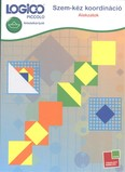 Logico Piccolo: Szem-kéz koordináció (alakzatok) /Feladatkártyák