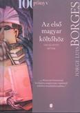 Az első magyar költőhöz /Válogatott művek