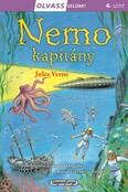 Nemo kapitány - Olvass velünk! (4. szint)