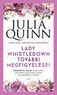 Lady Whistledown további megfigyelései