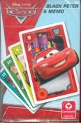 Cars - Verdák mini Fekete Péter - Memória kártyajáték