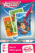DC Comics - Igazság Ligája - Fekete Péter és memória kártya
