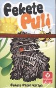 Fekete puli /Fekete Péter kártya