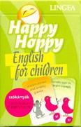 Happy Hoppy szókártyák - Tulajdonságok és kapcsolatok /English for Children