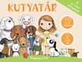 Kutyatár /4 az 1-ben kártyajáték (új kiadás)