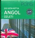 PONS Szókártyák - Angol üzleti 333 Szó