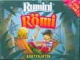 Rumini römi /3 játék az 1-ben kártyajáték (kicsi doboz)
