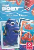 Szenilla nyomában - Fekete Péter és memória kártya /Finding Dory - Black Peter & memo card