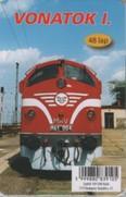Vonatok I. - 48 lap (kártya)