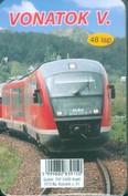 Vonatok V. /48 lapos kártya