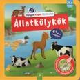 Állatkölykök - Hangok, képek, történetek - A különleges hangoskönyv
