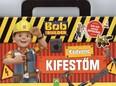Bob the Builder: Kedvenc kifestőm - Sok-sok színes matricával