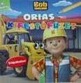 Bob the Builder: Óriás kifestőfüzet - 56 kép kifestésére!