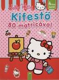 Hello Kitty: Kifestő 80 matricával