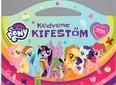 My Little Pony: Kedvenc kifestőm - Pónis matricákkal