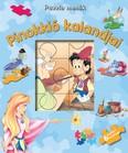 Pinokkió /Puzzle mesék