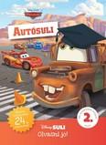 Autósuli - Disney Suli - Olvasni jó! sorozat 2. szint