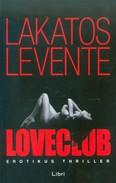 Loveclub /Erotikus thriller