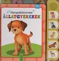 Állatgyerekek - Hangoskönyvem 18 hónapos kortól