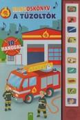 Hangoskönyv: A tűzoltók - 10 hanggal